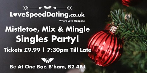 Mistletoe, Mix & Mingle Night