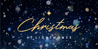 Christmas at Lighthouse - 1PM in Spanish