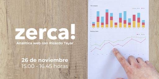 Analítica web - Curso de formación zerca!