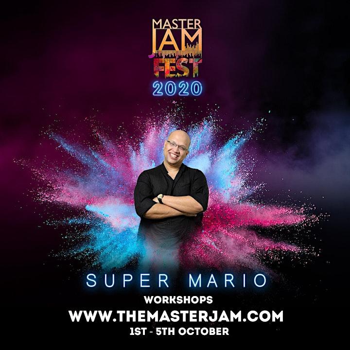 Master Jam Fest 2020 image