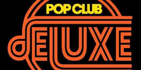 dELUXE pop club Fest en Amstel Art (Entrada gratis) entradas