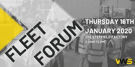 The Fleet Forum tickets