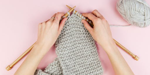 Beginners Knitting Workshop