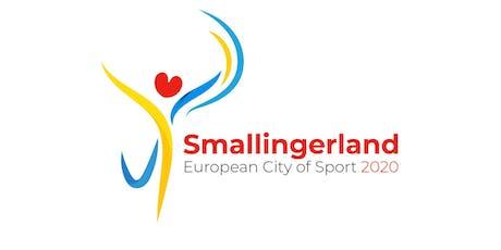 Opening European City of Sport 2020 tickets