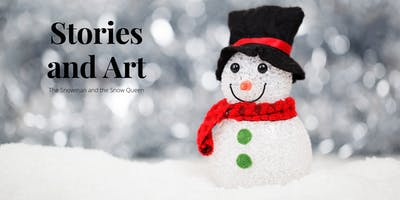 The Snowman and Snow Queen story and art class