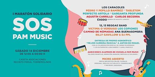 I Maratón Solidario SOS Pam Music