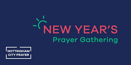New Year's Prayer Gathering 2020 tickets