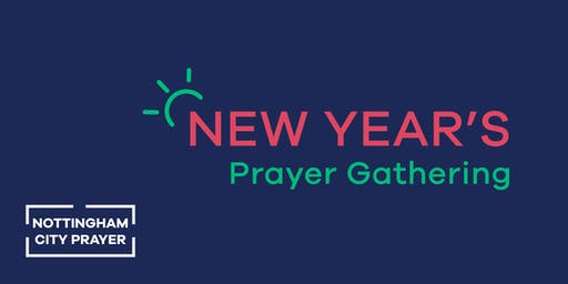 New Year's Prayer Gathering 2020