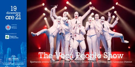 The Voca People Show biglietti