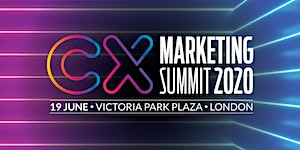 CX Marketing Summit 2020