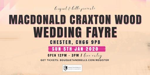 MacDonald Craxton Wood Hotel Wedding Fayre