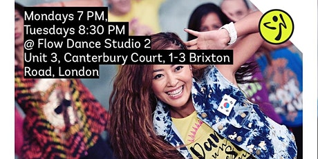 Zumba @ Flow Dance, Kennington tickets