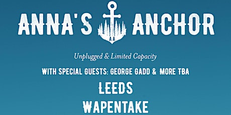 Anna's Anchor (Solo) - Leeds - Wapentake With George Gadd - 20/02/19 tickets