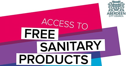 Access to Sanitary Products in Schools tickets