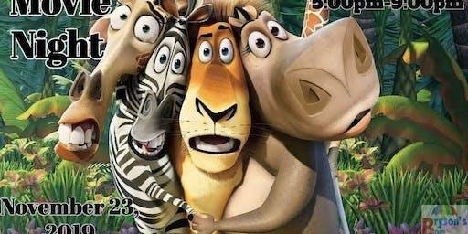 Madagascar Movie Night