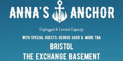Anna's Anchor (Solo) - Bristol - The Exchange Basement - 22/02/19