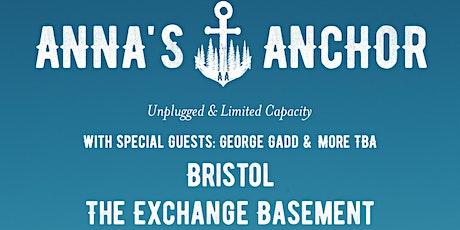Anna's Anchor (Solo) - Bristol - The Exchange Basement - 22/02/19 tickets