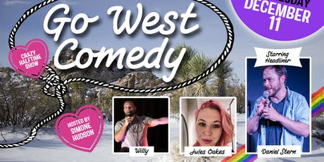 Go West Comedy Showcase with Headliner Daniel Stern tickets