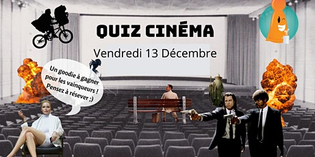 Quiz Cinéma billets