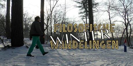 Filosofische winterwandeling: 01 02 2020! tickets