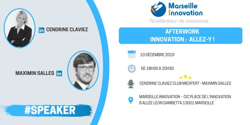 AFTERWORK : INNOVATION : ALLEZ-Y !