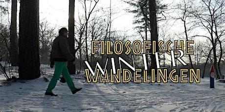 Filosofische winterwandeling: 1 maart 2020 tickets