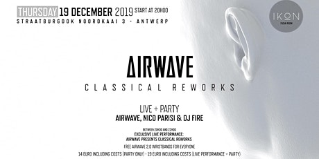 Airwave: Classical Reworks (Live + Party) tickets