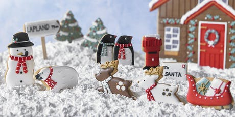 (SOLD OUT) Biscuiteers School of Icing - Lapland - Notting Hill tickets