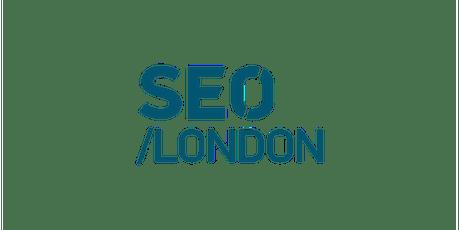 Stall: SEO London tickets