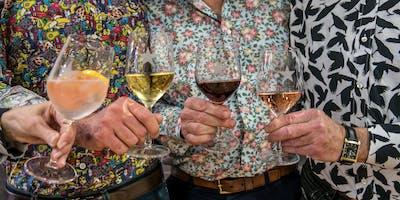 Three Wine Men London Cracking Christmas Wines & A Splash of Spirits Tasting