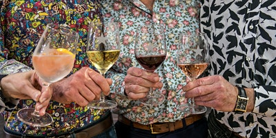 Three Wine Men London Cracking Christmas Wines & A Splash of Spirits Tasting