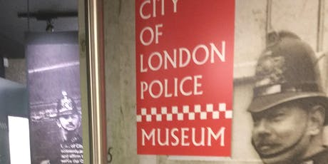 Tour of the City of London Police Museum tickets