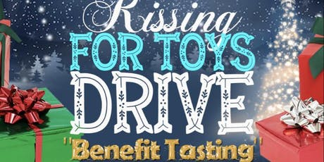 The 5th Annual Kissing for Toys Drive tickets