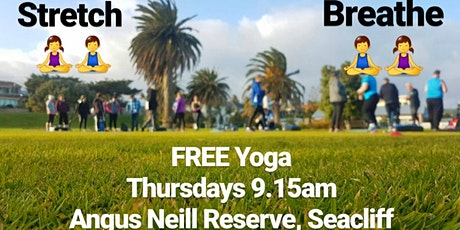 FREE Balance (Yoga) Class tickets