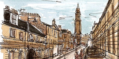 Advanced sketching workshop - Georgian landscapes tickets