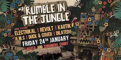 Rumble In The Jungle 6th Birthday