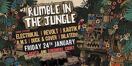 Rumble In The Jungle 6th Birthday tickets