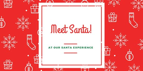 Meet Santa tickets