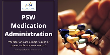 Medication Administration for Unregulated Healthcare Providers tickets