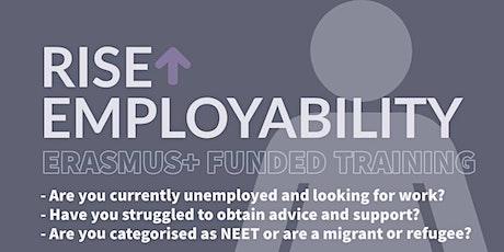 RISE Employability | FREE Employability Advice/Support/Training tickets