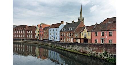 Urban Design Study Visit - Norwich tickets