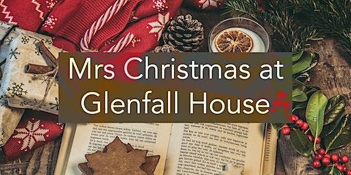 Mrs Christmas at Glenfall House Twilight