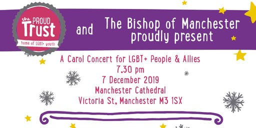 A Carol Concert for LGBT+ People & Allies