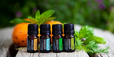Essential Oils 101 Workshop