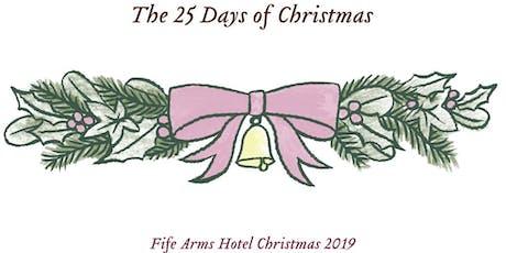 Christmas Wreath Workshop with Chloe McIntyre tickets