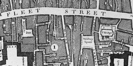 Fleet Street: Written in Stone tickets