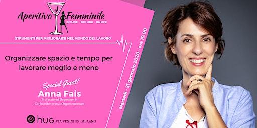 APERITIVO AL FEMMINILE