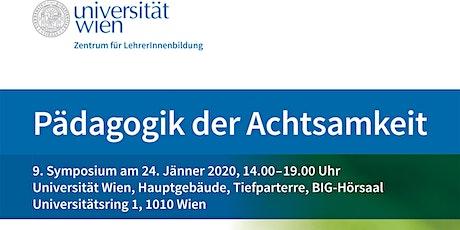 9. Symposium Pädagogik der Achtsamkeit tickets