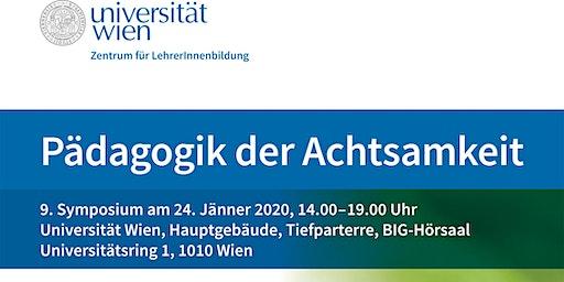 9. Symposium Pädagogik der Achtsamkeit
