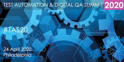 Test Automation and Digital QA summit 2020 - Philadelphia